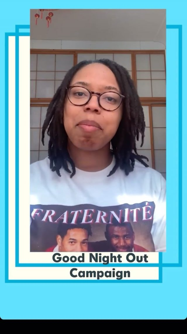 Safe nightlife is about community, so when someone experiences rude, creepy or violent behaviour, that's everyone's problem 🚨.  Today we're resharing some tips for safer post-lockdown that Kai shared with the good folks over at @sh24_nhs.   Real cultural change comes through workplace training, policies, publicity, customer education and community building.  Our accreditation programme has transformed hundreds of venues, bars, pubs and clubs into safer spaces to work and party. We provide a specialist policy, interactive training, positive posters and dedicated support afterwards.  Get in touch with us if you would like to find out more about training which now takes place over Zoom ☎️ 💻.   #GoodNightOutCampaign #ConsentCulture #EndingHarassment #Grassroots #Feminism #Women #London #Music #TimesUp #Venue #Consent #Training